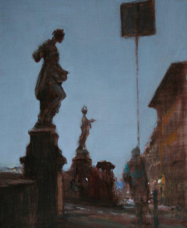 Andreas Wachter, Trinità, 25x20,5 cm, 2011, Mischtechnik auf Hartfaser