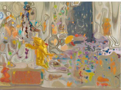 Jens Wohlrab, Club of Rome, 200x270 cm, 2010, Öl auf Leinwand