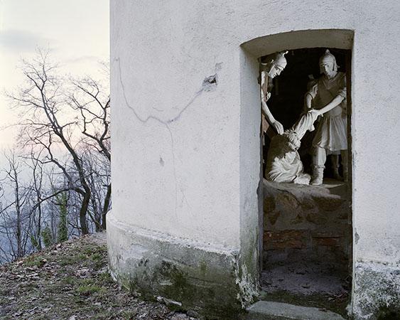 Bertram Kober, Sacro Monto di Belmonte Nr. 07, 100x80 cm, Piezzodruck