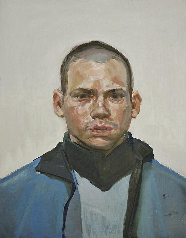 Eric Keller, Selbstporträt, 2013
