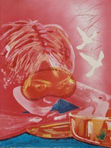 Patrick Fauck, Phänomen, Lichtdruck, 2011