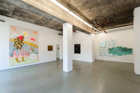 Marta Vovk, Ausstellung Berlin