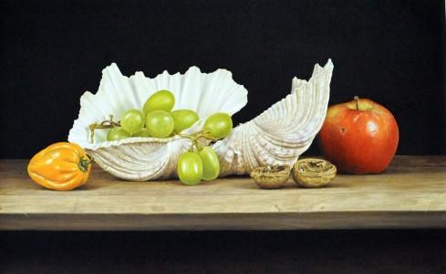 Florian Tschernitschek, Natura Morte V