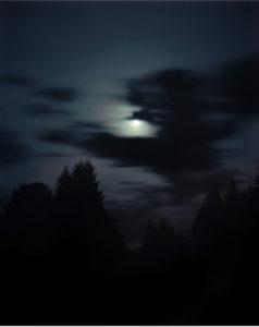 Florian Richter, Mondnacht, 2015