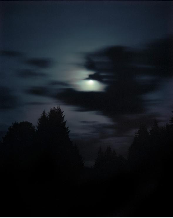 Mondnacht . 2015
