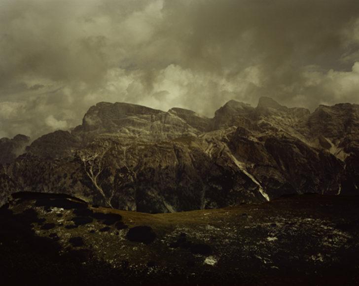 Florian Richter, Cima Bulla, 150x100 cm, 2015