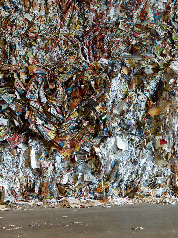 Bertram Kober, Paperhill 9, 59x42 cm, 2016, Pigmentdruck