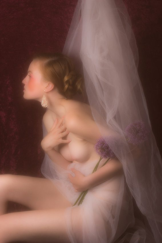 Loreen Hinz, Renaissance 4, 50x70 cm, 2013, Pigmentdruck auf Hahnemühle
