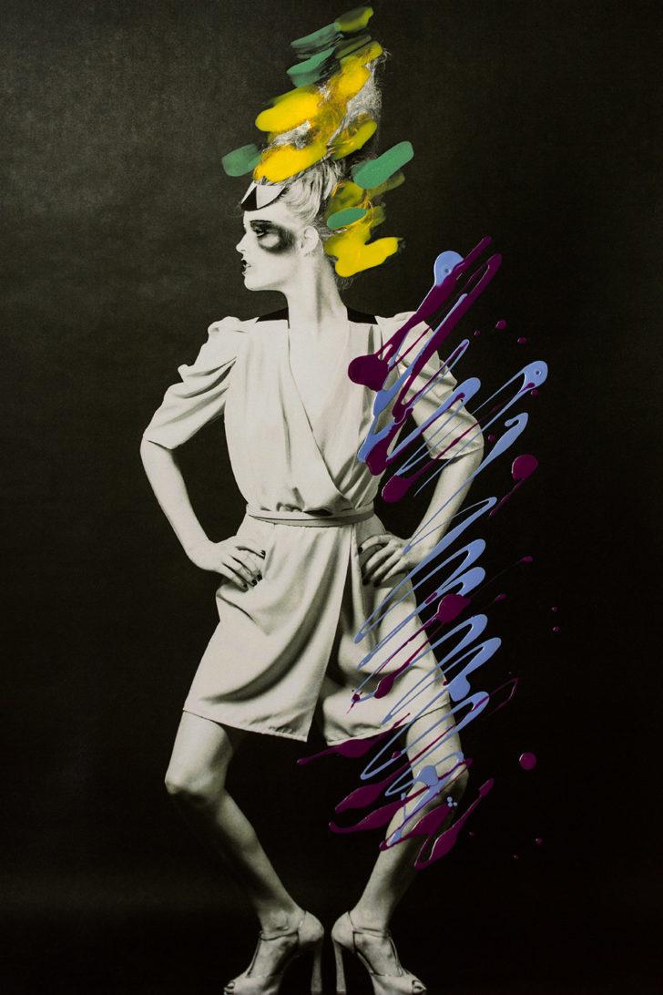 Loreen Hinz, The Realism of Elisa K2, 50x75 cm, 2013, Direktdruck auf Aludibond