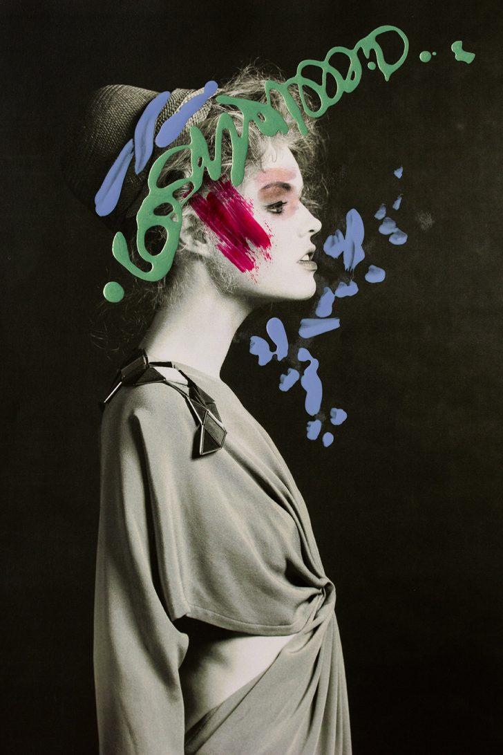 Loreen Hinz, The Realism of Elisa K3, 50x75 cm, 2013, Direktdruck auf Aludibond