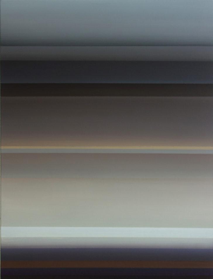 Marten Kirbach, o. T., 93x70 cm, 2016, Acryl auf Leinwand