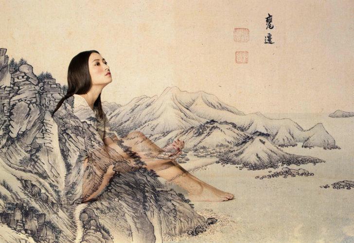 Loreen Hinz, Roots Sara, 20x30 cm, 2015, Pigmentprint auf Hahnemühle