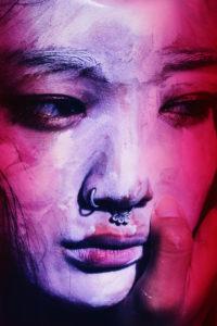 Loreen Hinz, Meiko 3, 60x40 cm, 2017, Pigmentprint auf Hahnemühle