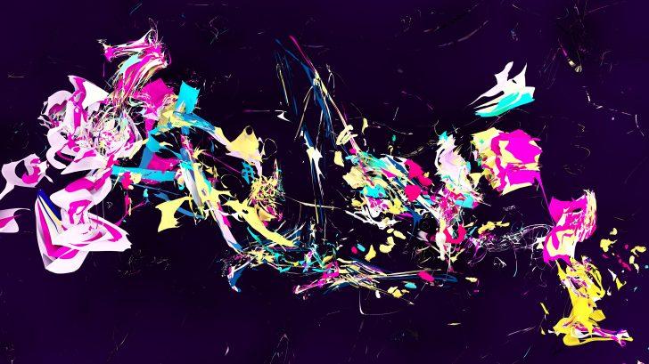 Robert Seidel, Vitreous, 1-channel-video, color
