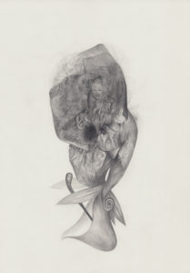 Sabine Graf, o.T., 21x30 cm, 2019, Bleistift auf Papier